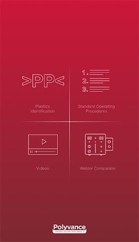 Polyvance App Main Screen