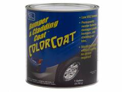 Bumper and Cladding Color Coat Chrysler Dark Gray, Gallon - Gallon Colors