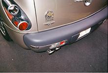 PT Cruiser tape marks
