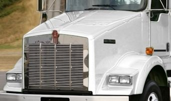 Kenworth T800 Hood Repair Kit