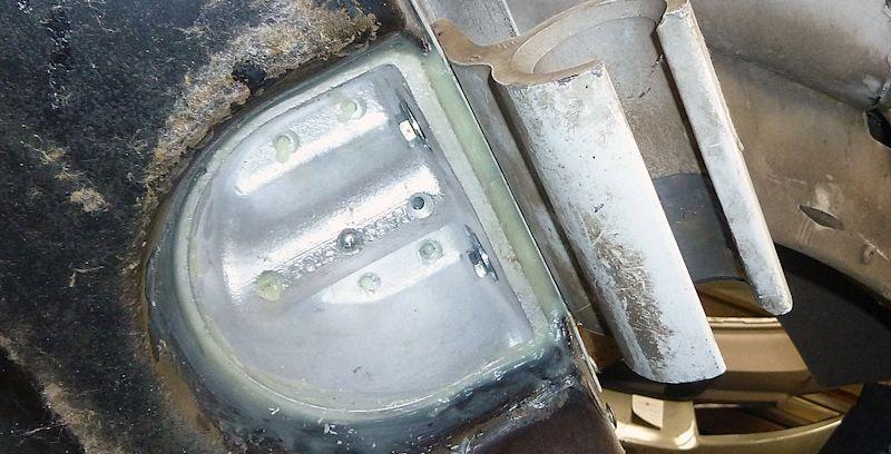 Step Drill Bit >> Kenworth T800 Hood Repair Kit | New Products