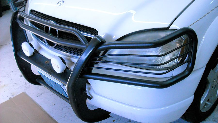 mercedes ml320 bumper repair