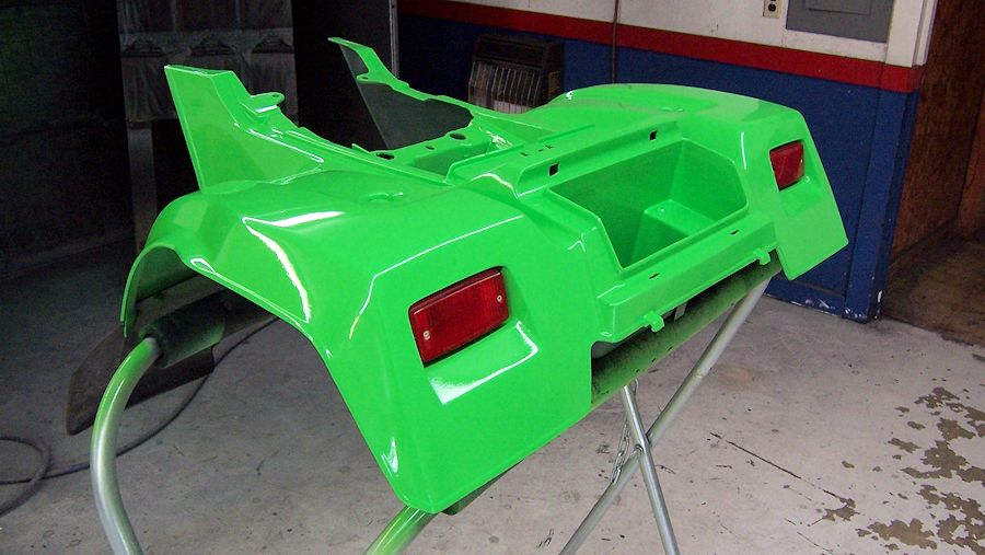 Can Plastic Bumpers Be Painted
