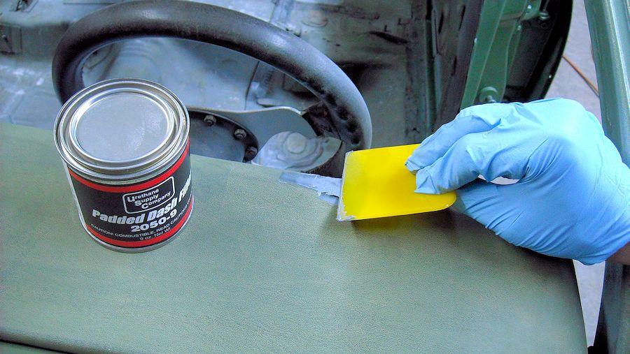 Car Dashboard Crack Repair Kit