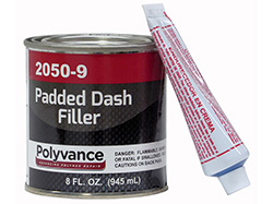 2050-9 Padded Dash Filler