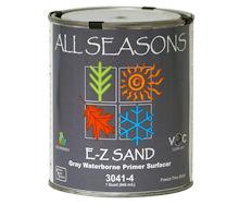 All Seasons Light Gray E-Z Sand, Quart