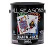 One gallon can of 3043 All Seasons Black Jack Waterborne Primer Surfacer