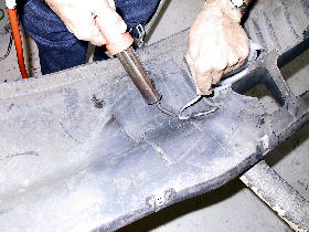 Ford F150 Bumper